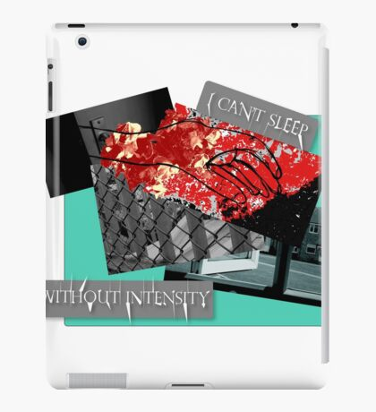 Intense Collage iPad Case/Skin