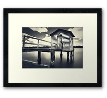 Wheel House Framed Print