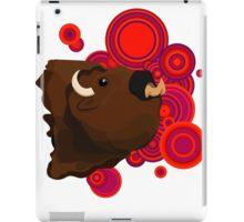 Bisen Drugs iPad Case/Skin