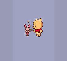 Winnie the pooh by Phephe