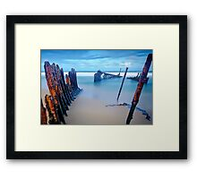 Gutless!! Framed Print