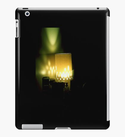 Lamp iPad Case/Skin