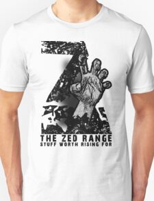 The ZED - RANGE official TEE T-Shirt