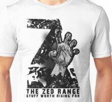 The ZED - RANGE official TEE Unisex T-Shirt