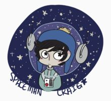 Spaceman Craig by Moth  Princette