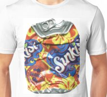 Sunkist - Crushed Tin Unisex T-Shirt
