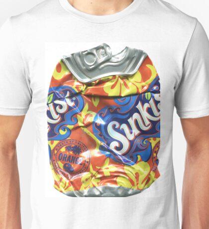 Sunkist - Crushed Tin Unisex T-Shirt