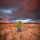 Rainbow Child by Bob Larson