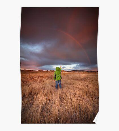 Rainbow Child Poster