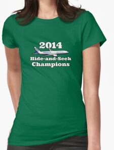 2014 World Hide and Seek Champions Womens Fitted T-Shirt