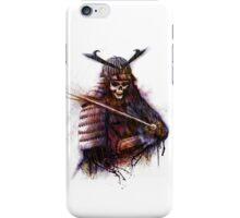 Dead Samurai iPhone Case/Skin