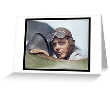 Charles Lindbergh, 1923 Greeting Card
