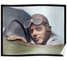 Charles Lindbergh, 1923 Poster