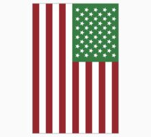 US Flag Italy T-Shirt