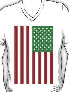 US Flag Italy T-Shirt