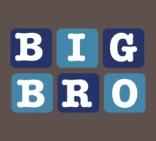 Big Bro Blocks Kids Clothes