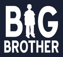 Big Brother Silhouette One Piece - Short Sleeve