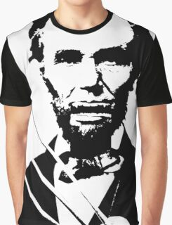 Presidential Men - Abe (The Wolverine) Graphic T-Shirt