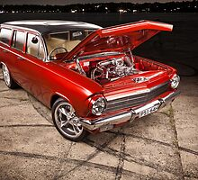 Daniel's 1964 EH Holden Wagon by HoskingInd