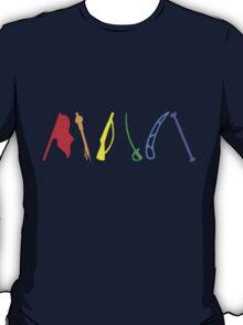 Marching Arts Rainbow  T-Shirt
