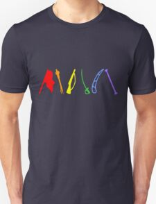 Marching Arts Rainbow  T-Shirt