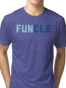 Funcle Uncle Tri-blend T-Shirt