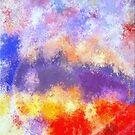 Desire: the skies are burning by Vasile Stan