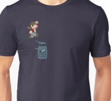 4th Dr. Mario Unisex T-Shirt
