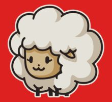 Quantum Sheep Temporal Defender Baby Tee
