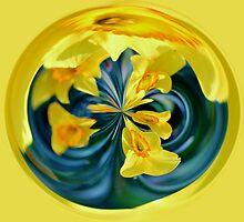 Daffodil Orb by Cynthia48