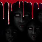 BLOODY NIGHTMARES by Ann Morgan