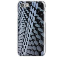 Structure with Round Windows abstract iPhone Case/Skin