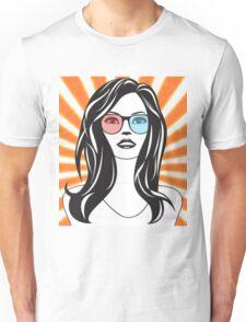 Rays :3 Unisex T-Shirt
