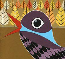 Pretty Bird by Margaret Krajnc