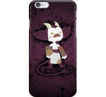 Ukobach Splatter iPhone Case/Skin