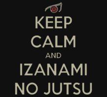 Naruto Itachi - Izanami No Jutsu Kids Clothes