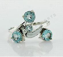 Wholesale Rings, engagement ,wedding, promise, Gemstone, emerald rings by Rocknarendra