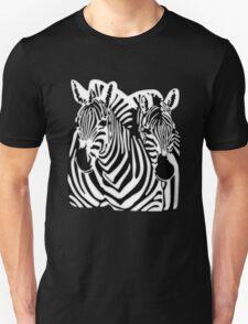 Flight of The Conchords Zebra T-Shirt