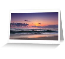Main Beach Greeting Card