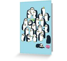 Where's Gunther? Greeting Card
