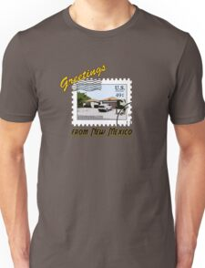 Greetings from New Mexico Unisex T-Shirt