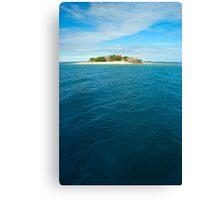 South Sea Island Canvas Print