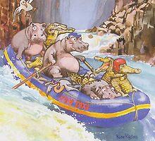 All aboard! by RoseRigden
