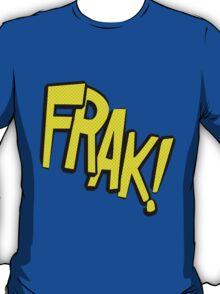 Action stations – frak! T-Shirt