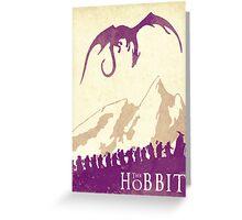 The Hobbit Greeting Card