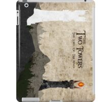 The Two Towers iPad Case/Skin