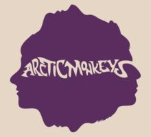 "Arctic Monkeys ""Humburg"" (Purple) by PetSoundsLtd"