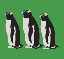 3 Penguins Leonard by love-love-love