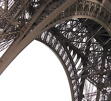 Eiffel Tower, Paris  by shoelock