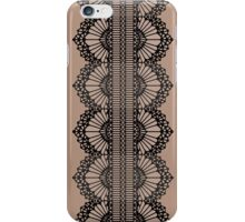 Gemma Lace II iPhone Case/Skin